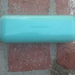 Tiffany & Co Reading glasses and case